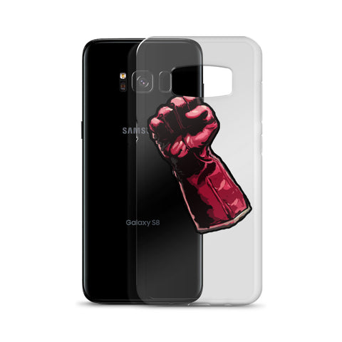 One Punch Man Fist Phone Case - GeekGarments