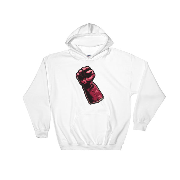 One Punch Fist Pullover Hoodie - GeekGarments