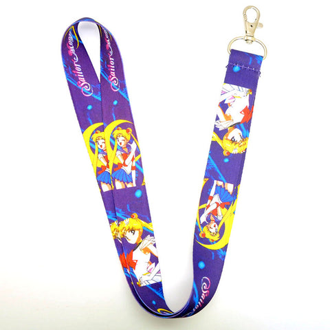 Sailor Moon Lanyard - GeekGarments