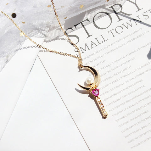 Sailor Moon Pendant Necklace - GeekGarments