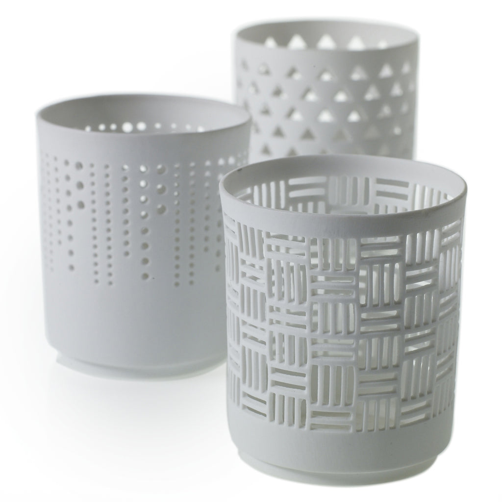 Brandy Dots Votive - La Veta