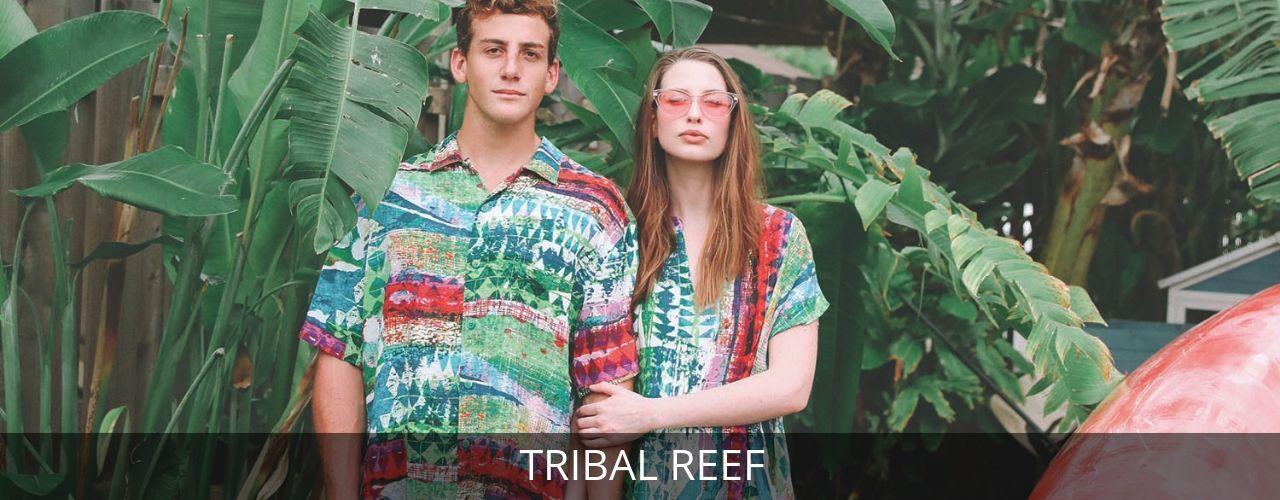 Tribal Reef - Christmas Collection