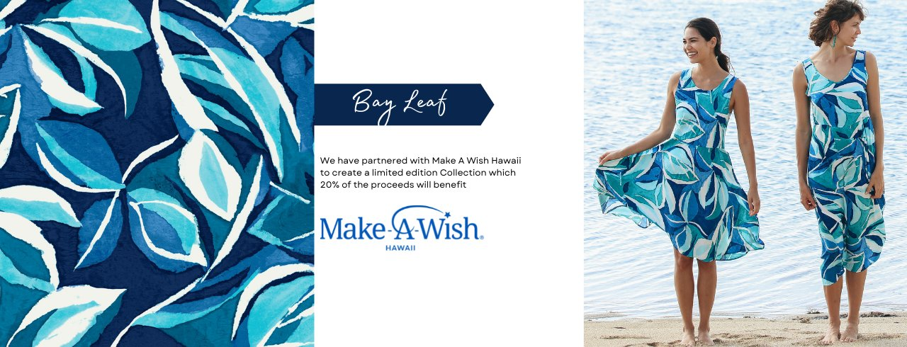 Waiola Black - Make A Wish Hawaii - jamsworld.com