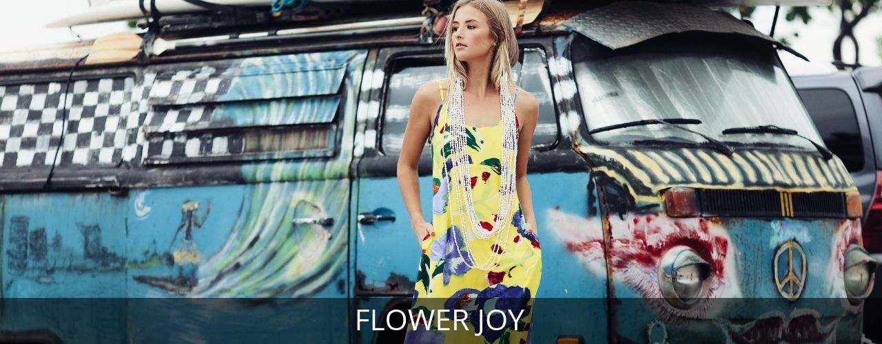 Flower Joy - jamsworld.com