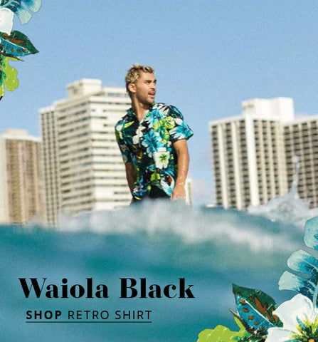 Jams World Aloha shirts