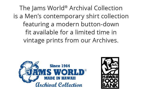 Men's Archival Collection