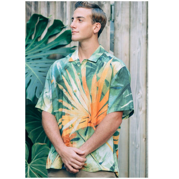Men's Retro Shirt - Sun Valley