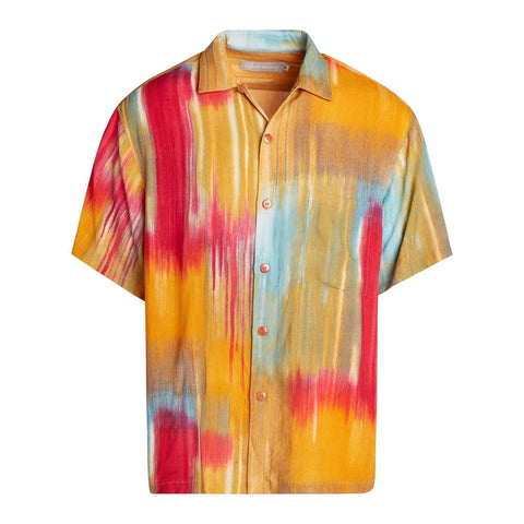 Men's Retro Shirt - Glacier