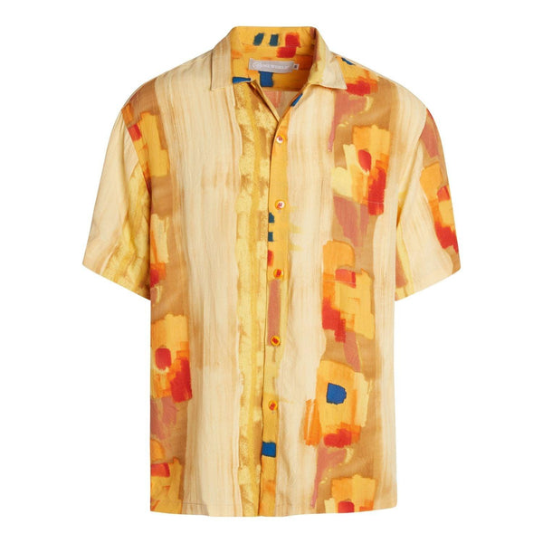 Men's Retro Shirt - Spice