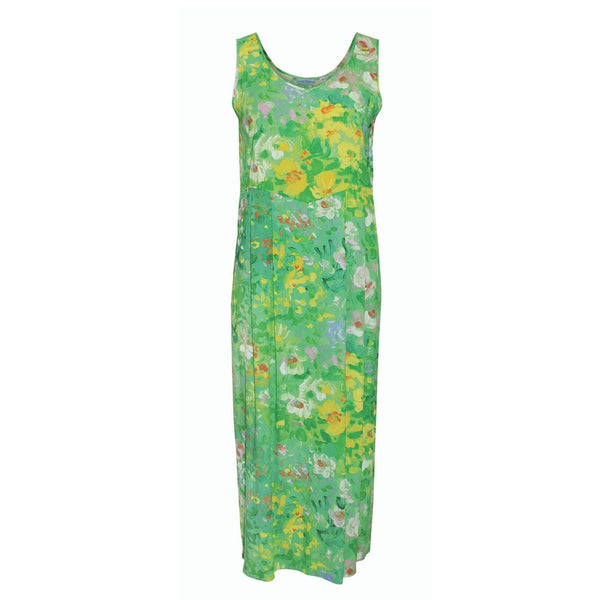 Janice Dress - Flower Paint - jamsworld.com
