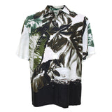 Men's Retro Shirt - Moon Palm