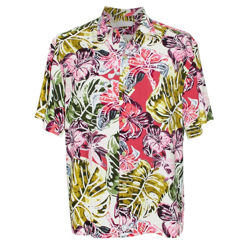 Men's Retro Shirt - 2019 'Akala Pink
