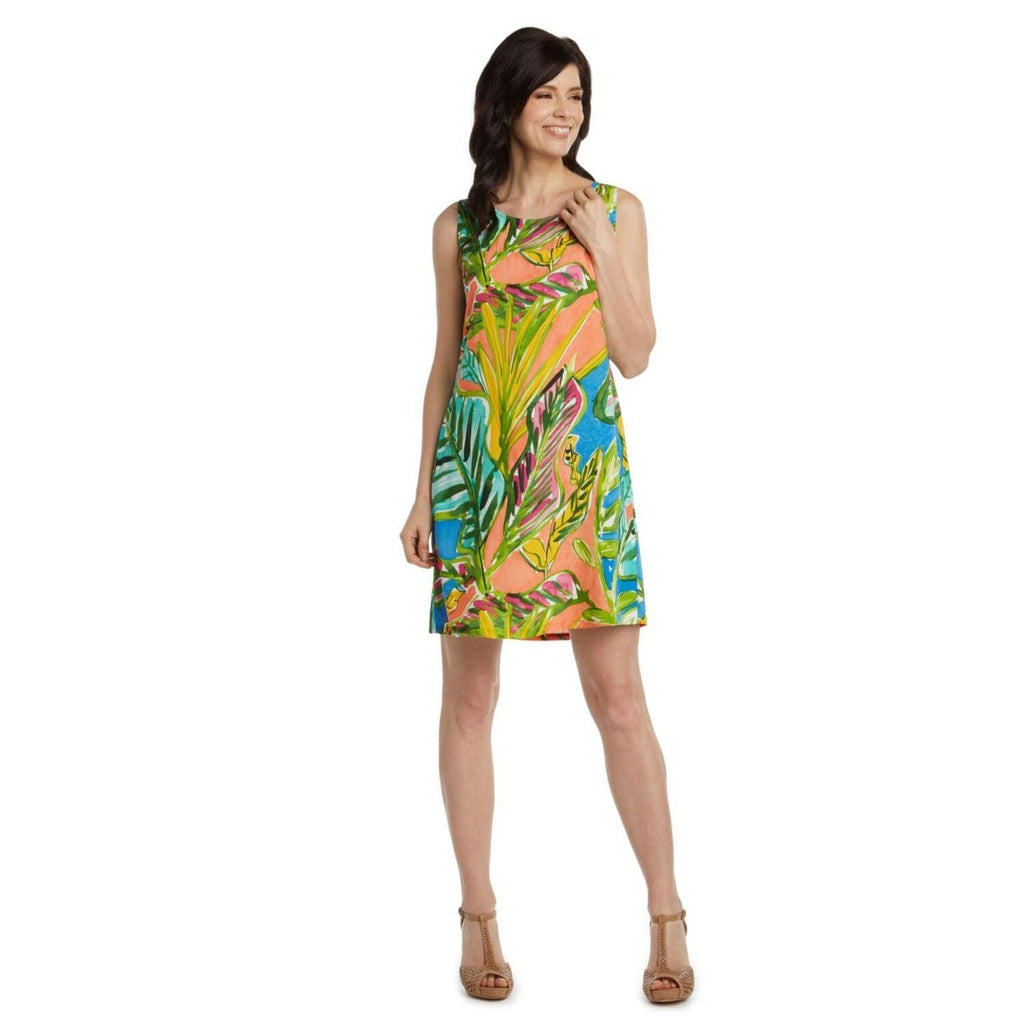 Jackie Dress - Fern Ridge - jamsworld.com