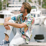 Men's Archival Collection Modern Fit Shirt - Opal Reverse
