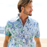 Men's Archival Collection Modern Fit Shirt - Bamboo Reverse