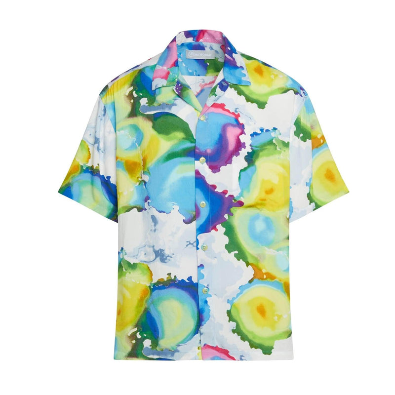 Men's Retro Shirt - Neptune Bliss - jamsworld.com