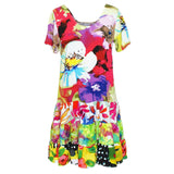 Hattie Dress - Flower Splash - jamsworld.com