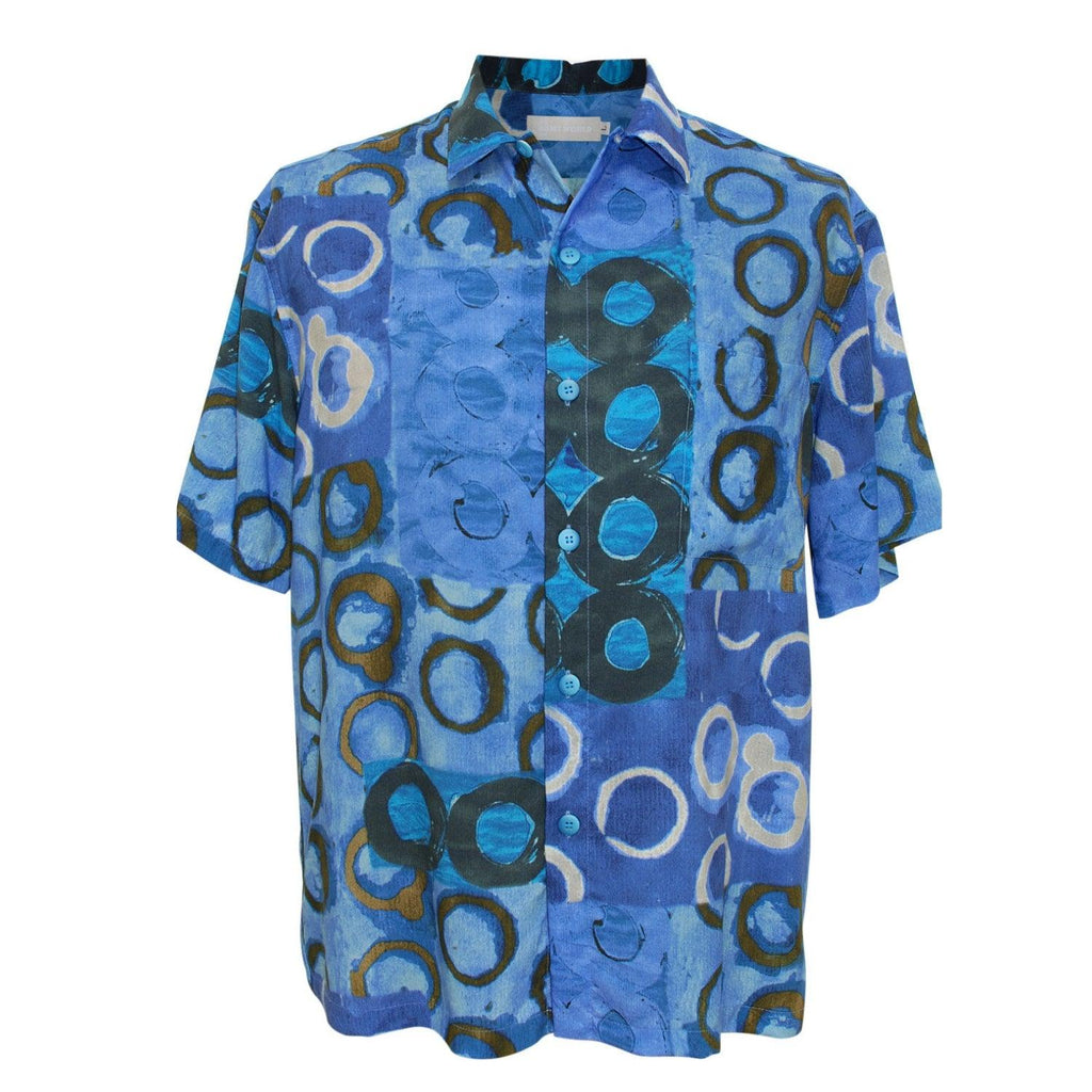 Men's Retro Shirt - Hoopla - jamsworld.com