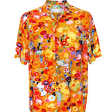 Men's Retro Shirt - Gold Rush - jamsworld.com