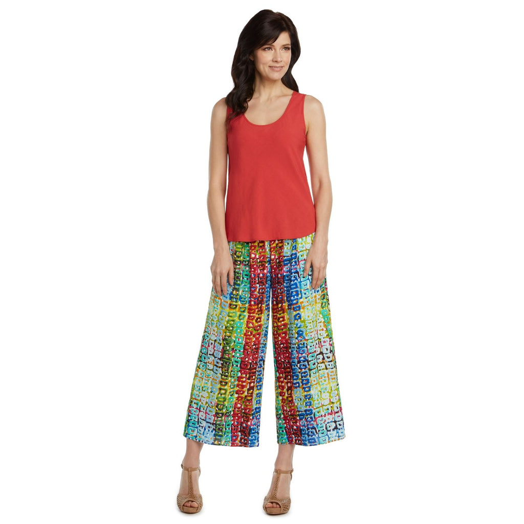 Wide Leg Crop - Road Trip - jamsworld.com