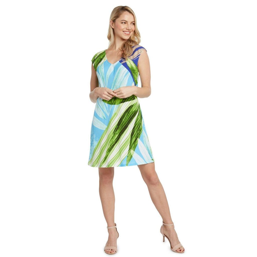 Sherry Dress - Tropic - jamsworld.com