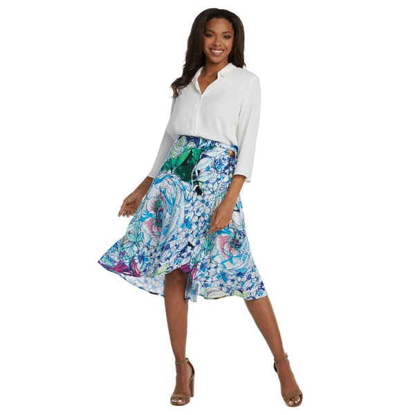 It's A Wrap Skirt - Grandiflora - jamsworld.com
