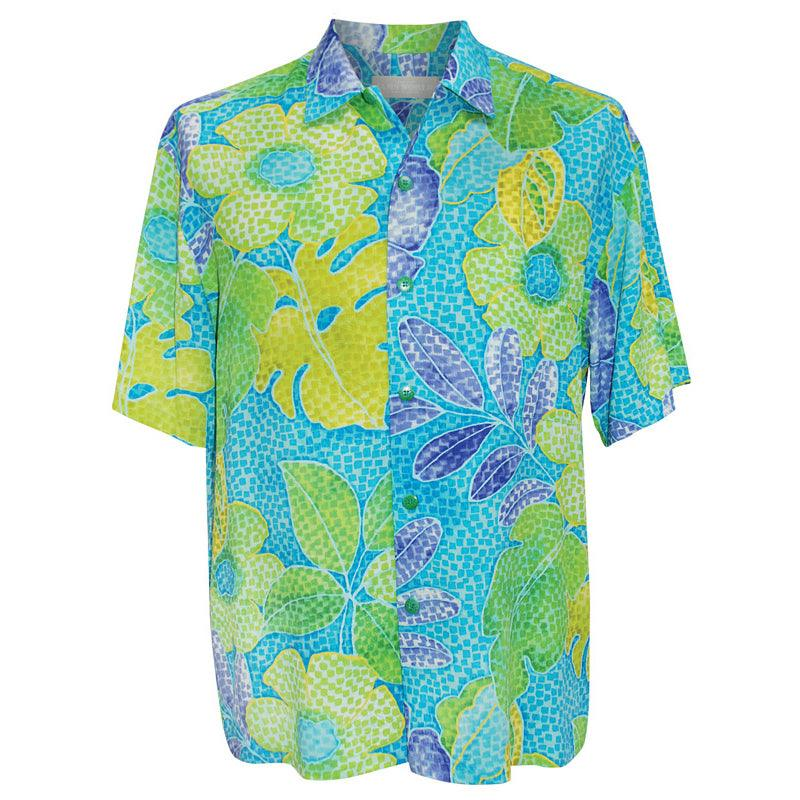 Men's Retro Shirt - Pacific Breeze - jamsworld.com