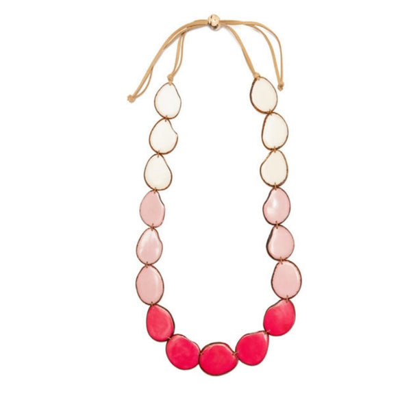 Tagua Nut - Angelina Necklace