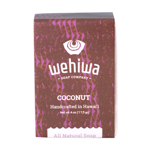 Wehiwa Soap- COCONUT