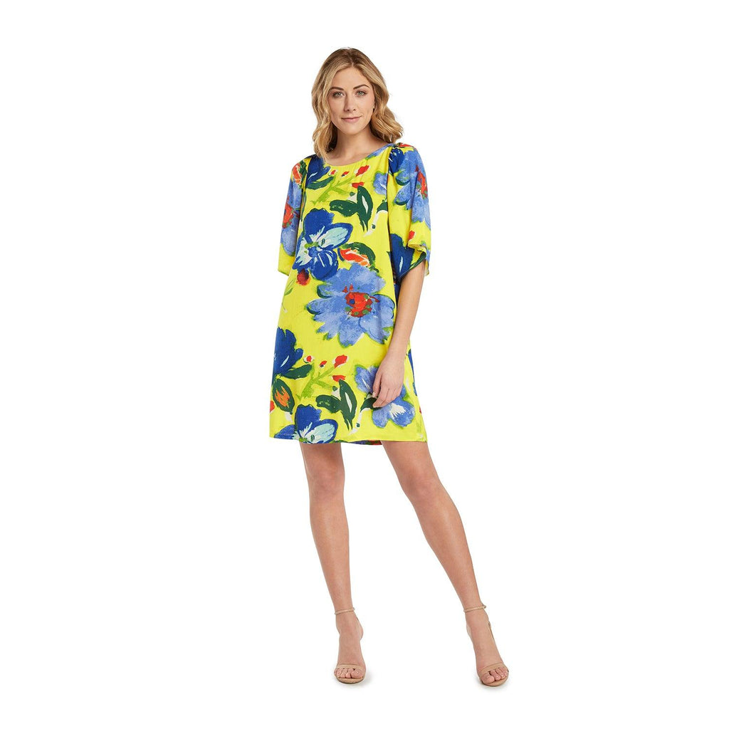Ella Dress - Flower Joy - jamsworld.com