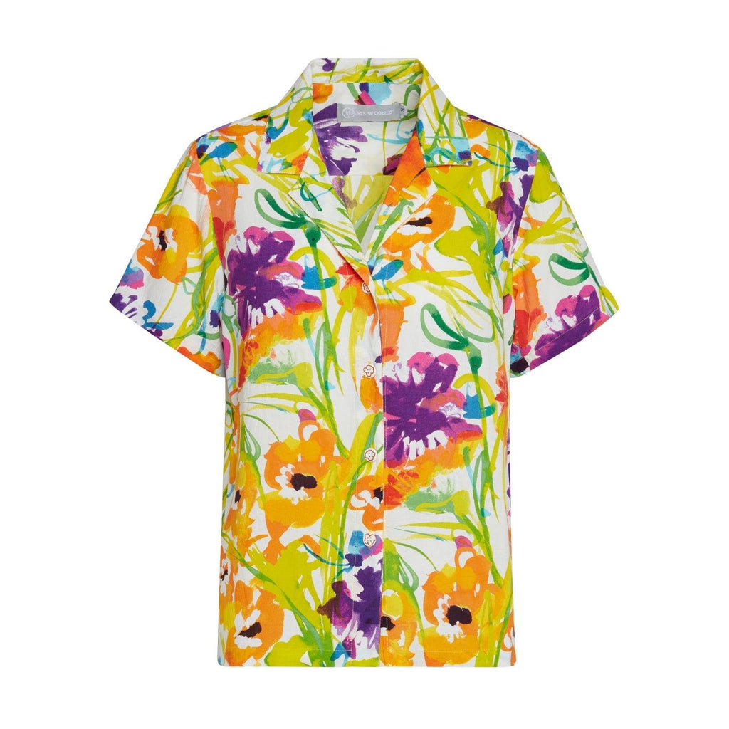Print Top - Flower Dream - jamsworld.com