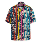 Men's Retro Shirt - Heartstrings