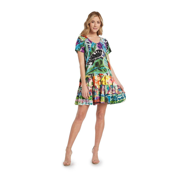 Hattie Dress - Jasper - jamsworld.com