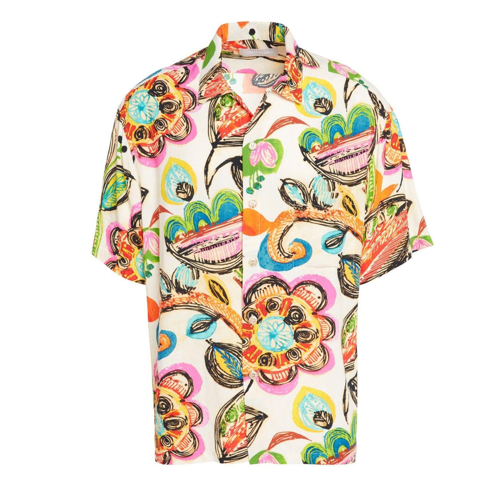 Men's Retro Shirt - Indio - jamsworld.com