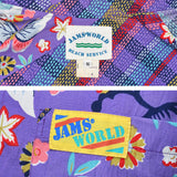 1990's Jams World Floral Flannel - jamsworld.com