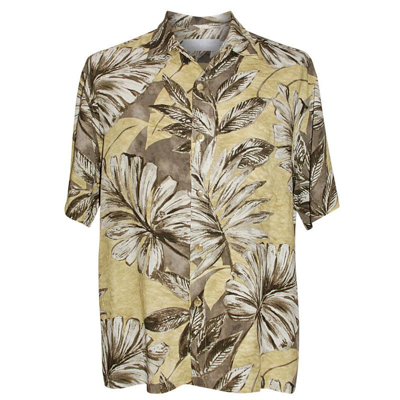 Men's Retro Shirt - Kona Coast Taupe - jamsworld.com
