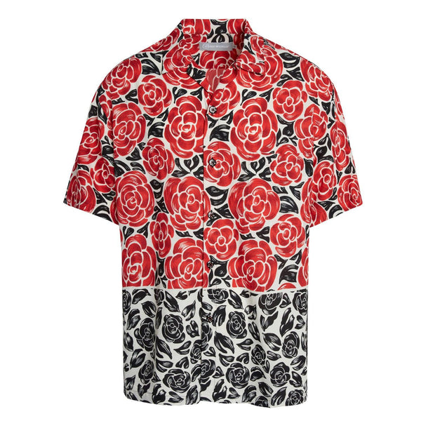 Men's Retro Shirt - Latona Rose - jamsworld.com