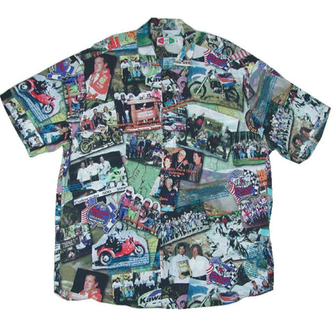 Men's Jams Fast Shirt - Colorado 500