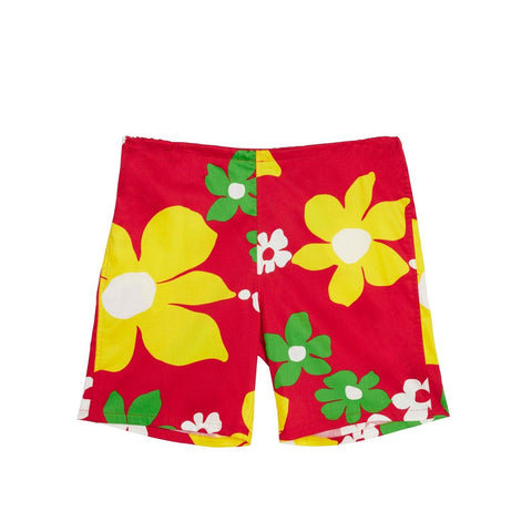 Original Jams Shorts - Tradewind Red