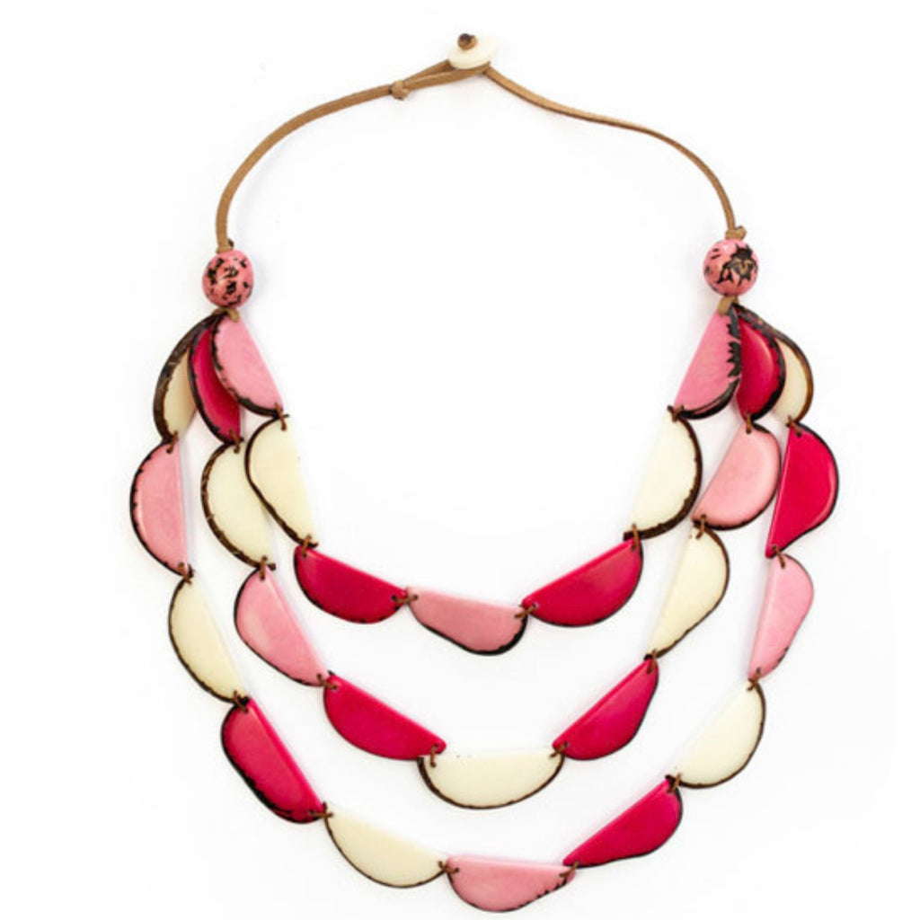 Tagua Nut - Pamela Necklace
