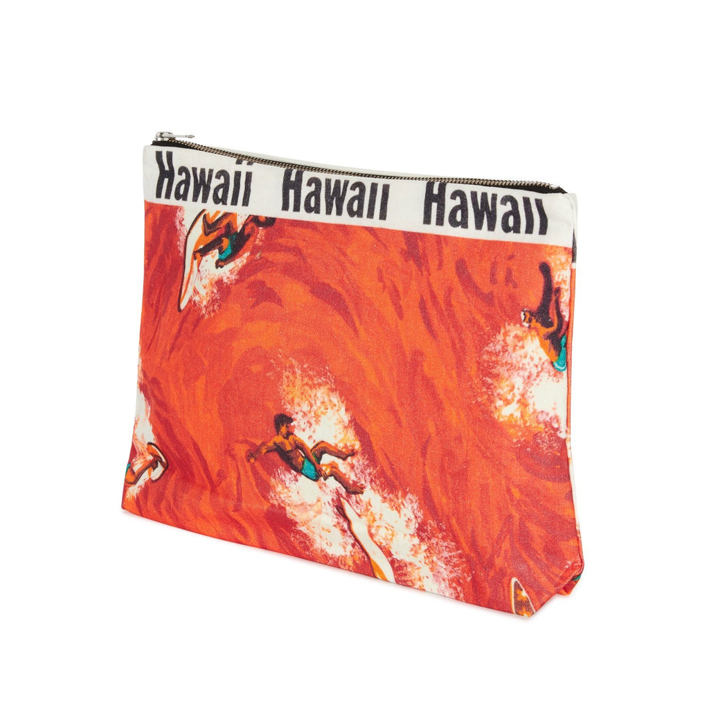 Back Wash Pouch - Surf Line Hawaii