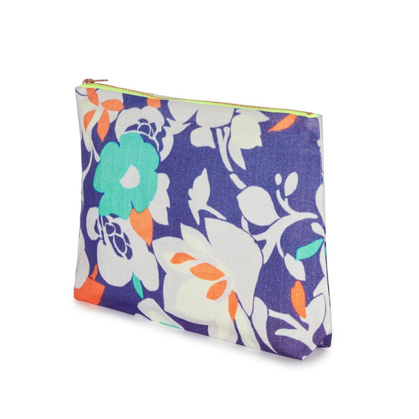 Hau Purple Pouch - Surf Line Hawaii