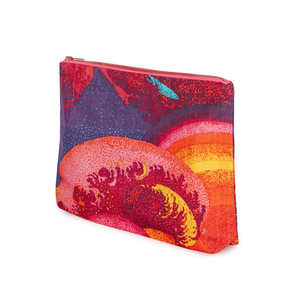 Queens Pouch - Surf Line Hawaii