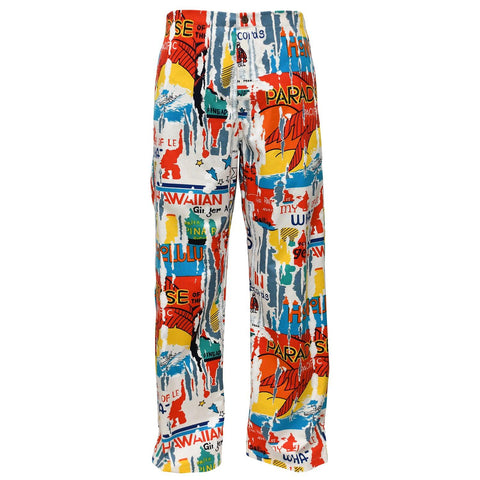 Men's Cotton Jams Pants - Pacifica