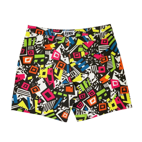 180981d561e Buy Men's Hawaiian Print Boardshorts & Swim Trunks | Jams World