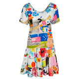 Hattie Dress - Piazza - jamsworld.com