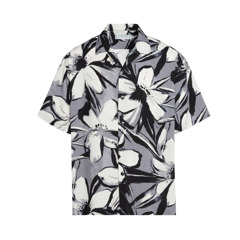 Men's Retro Shirt - Lily Moon - jamsworld.com