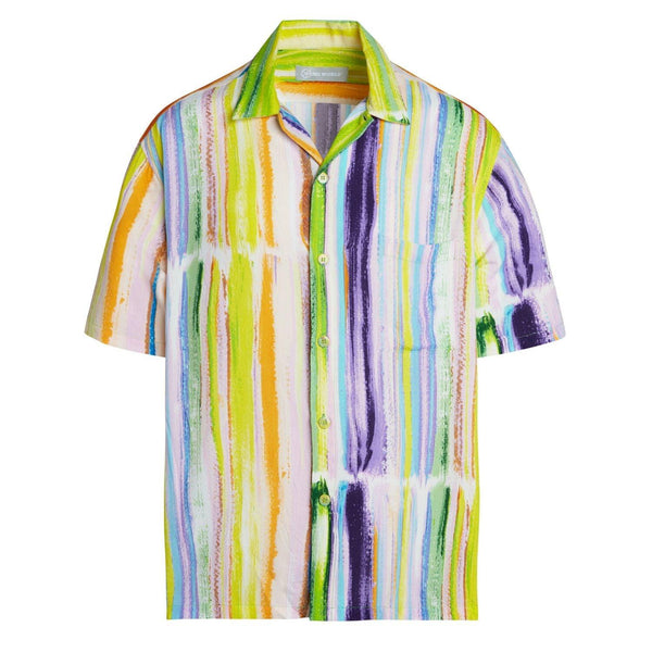 Men's Retro Shirt - Skyline