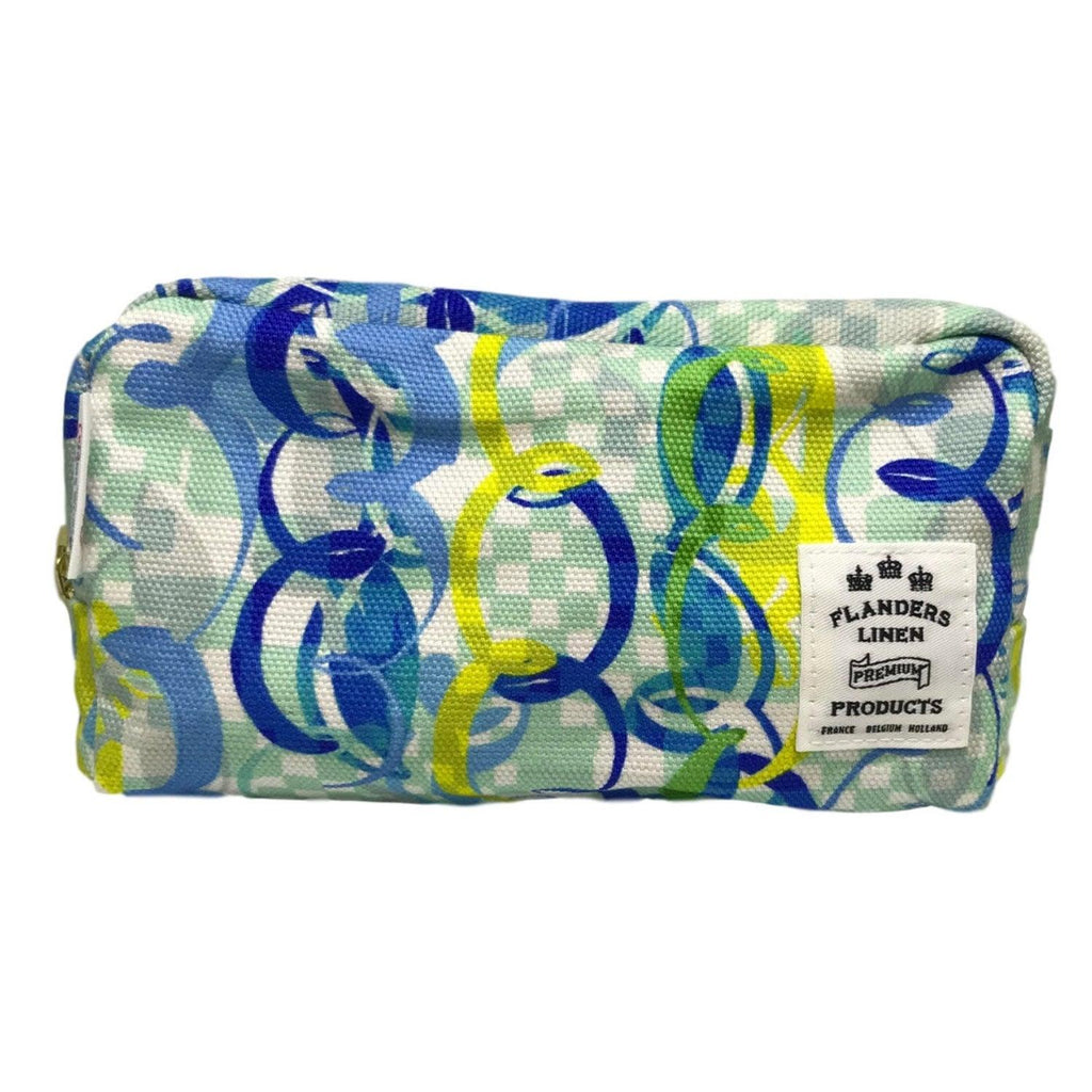 Flanders Cosmetic Pouch - Ocean Party - jamsworld.com