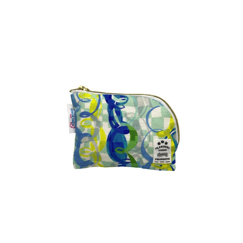 Flanders Coin Pouch - Ocean Party